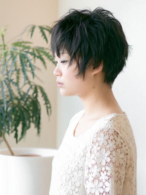 2015ショートヘア
