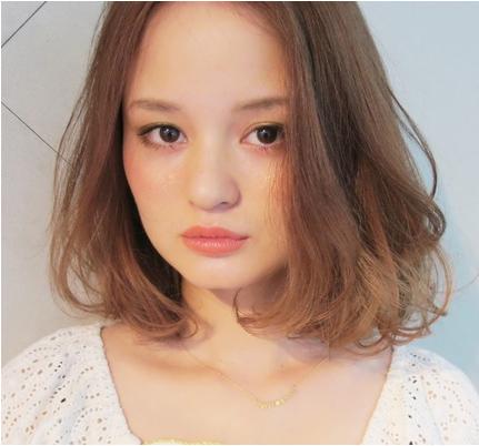 クセ毛に合うパーマヘアスタイル 画像