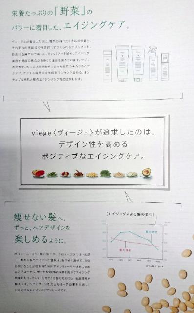 野菜に着目したヴィージェ 画像