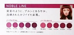 NOBLE LINE画像