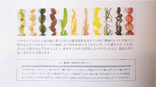 植物美容オイル 画像