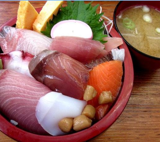 相浜 海鮮丼画像