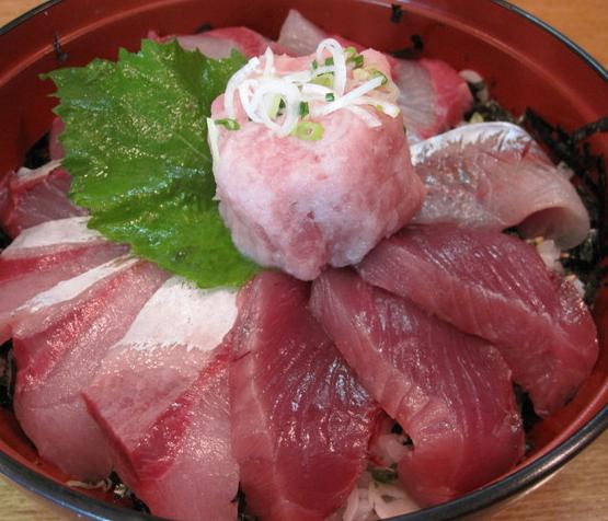 館山あさみ食堂海鮮丼