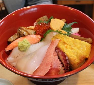 寿司と地魚料理 大徳家海鮮丼