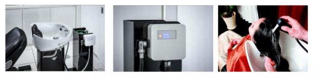 美容サロン向け人工炭酸泉装置SODA SHOWER(ソーダシャワー)画像
