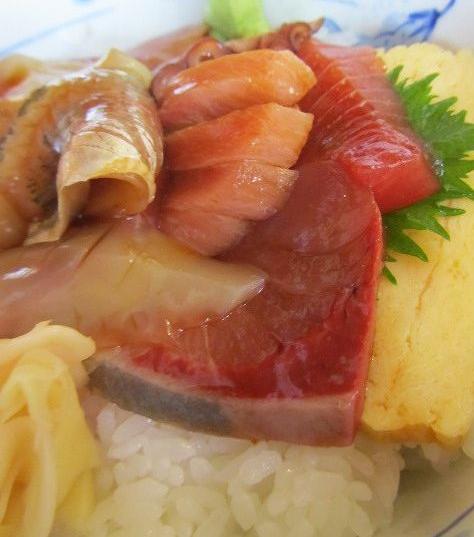 庄司鮮魚店の海鮮丼 画像