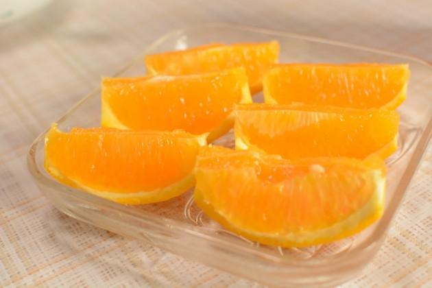 オレンジ画像