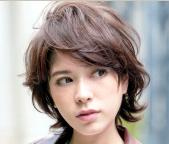 前髪のバリエーション画像