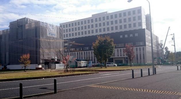 東葛病院外観画像