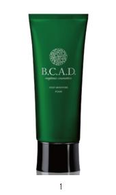 B.C.A.D (株)ユーグレナ洗顔料画像