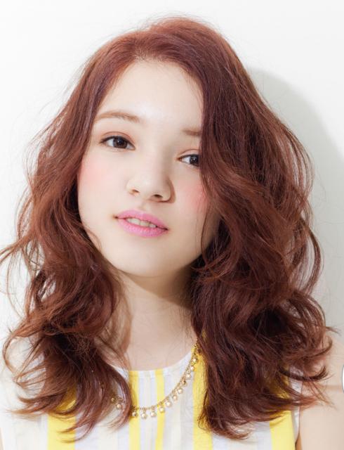 妹の夏恋の色調画像