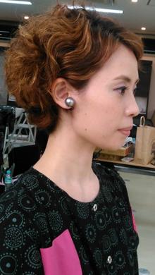 50代に似合うヘアデザイン画像