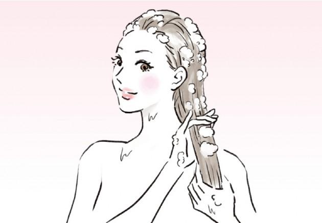 パーマによる髪が傷む原因画像