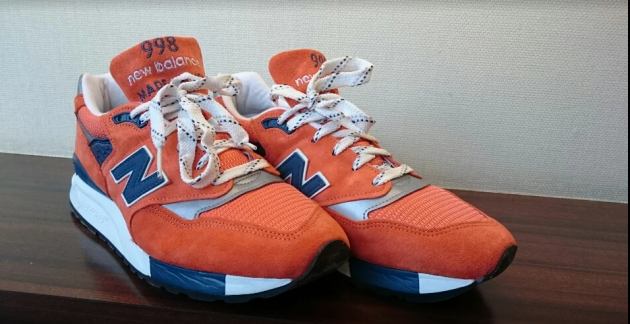 NEW BALANCE M998CCB MADE IN U.S.A.画像