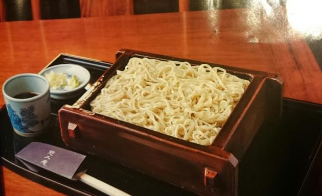 常陸太田の香り高い「そば」画像