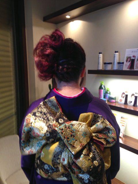 七五三&お宮参りの着物帯について画像