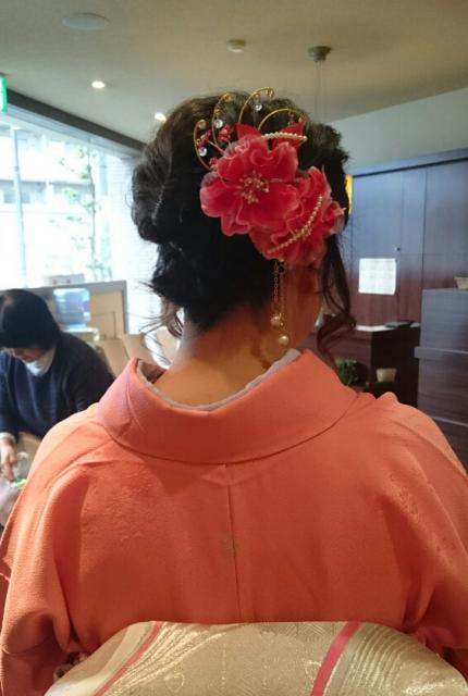 美容師さんのヘアセットの伝え方画像
