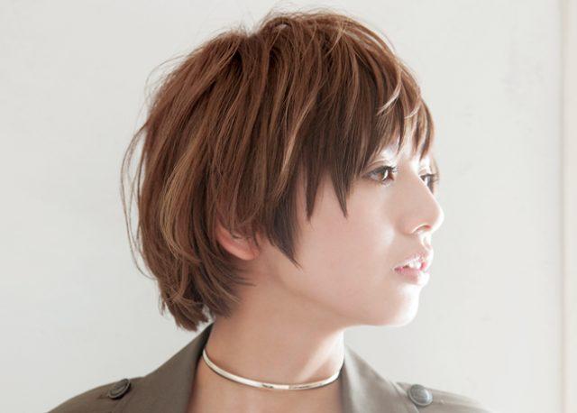 前髪の見せ方とイメージについて画像