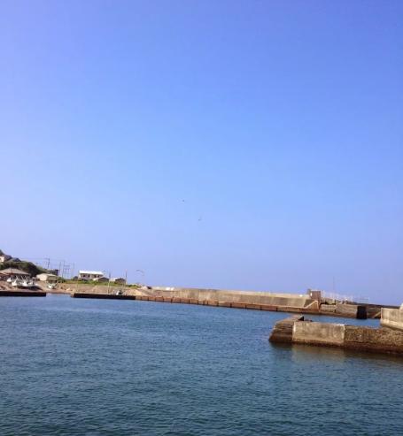 相浜漁港画像