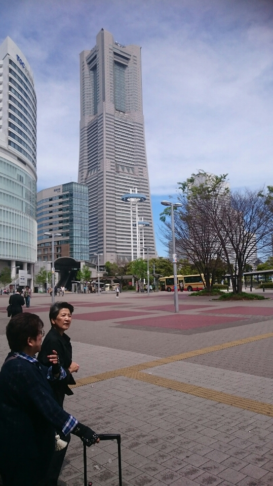 横浜ぶらり散歩