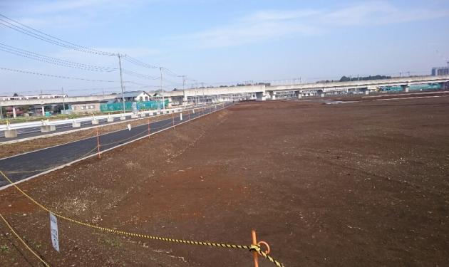 おおたの森西口NTT系と住友系が大規模開発