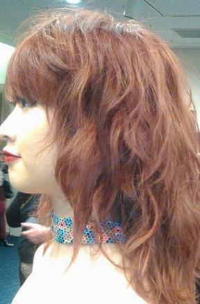 毛髪診断をベースにパーマのケミカルと施術方法