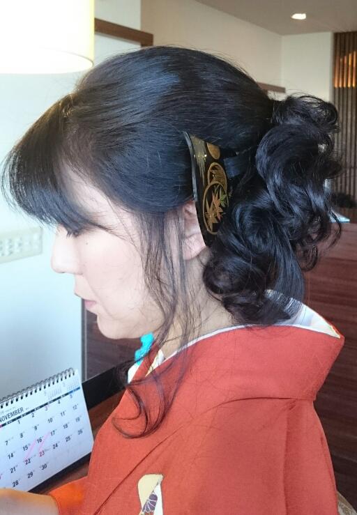 50代からのヘアセット