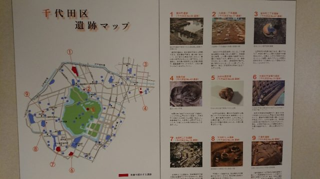 千代田資料館 展示物