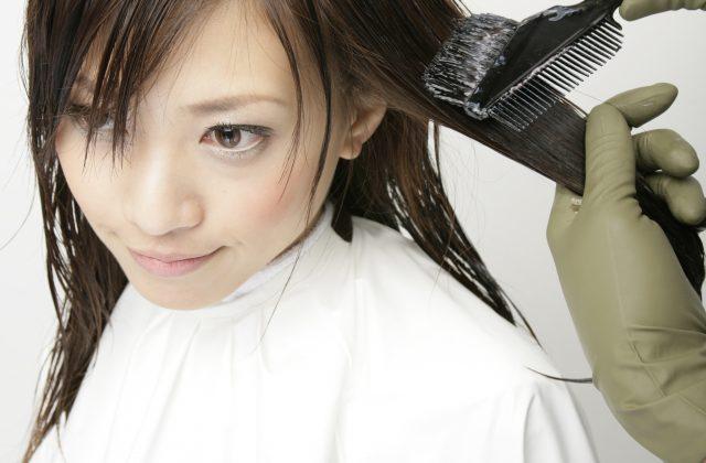タンパク変性 縮毛矯正