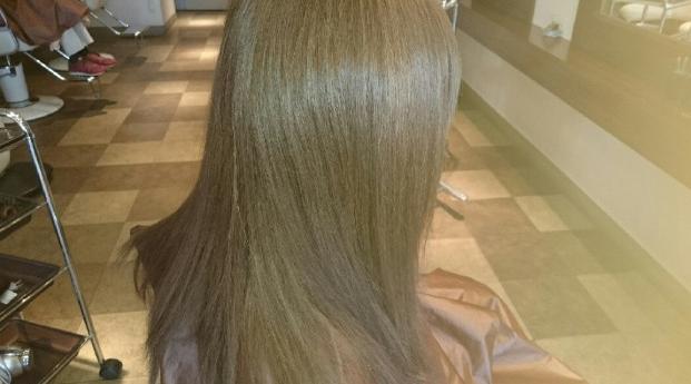 縮毛矯正やハイトーンなどダメージが大きいパターン