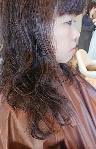 デジタルパーマの失敗は毛髪診断がポイント